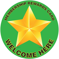 Membership Rewards Card welcome here