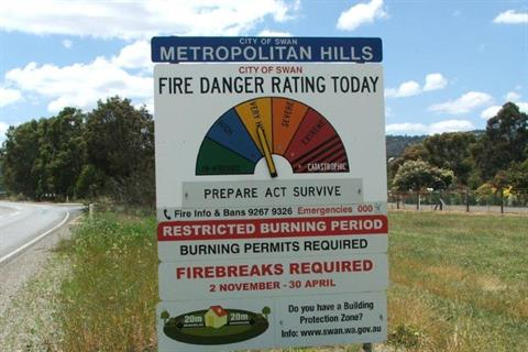 Restricted Burning Period photo