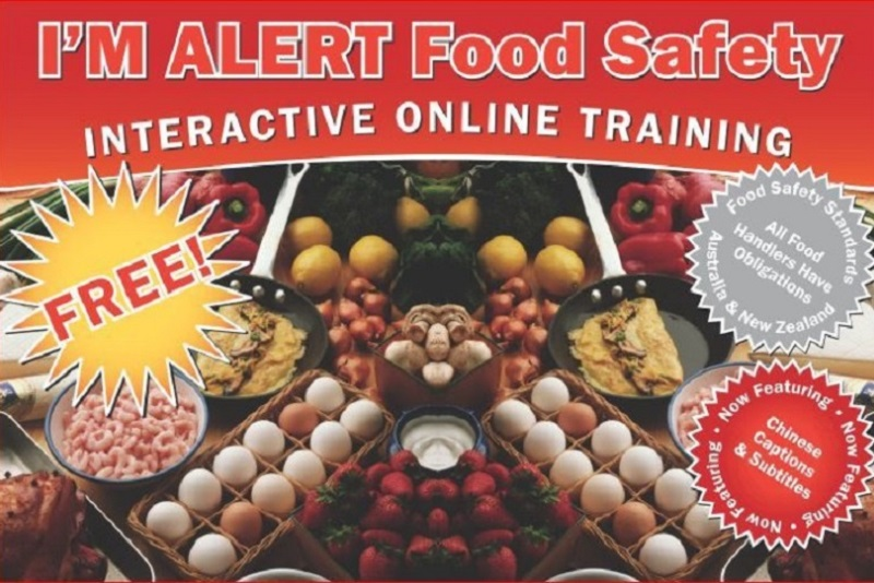 free online food safety training