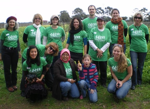 Earth-Carers-group