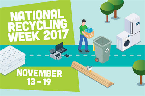 National Recycling Week 2017